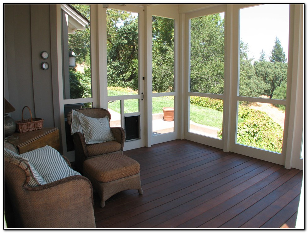 Screened in porch flooring porches home design ideas for Flooring for porches