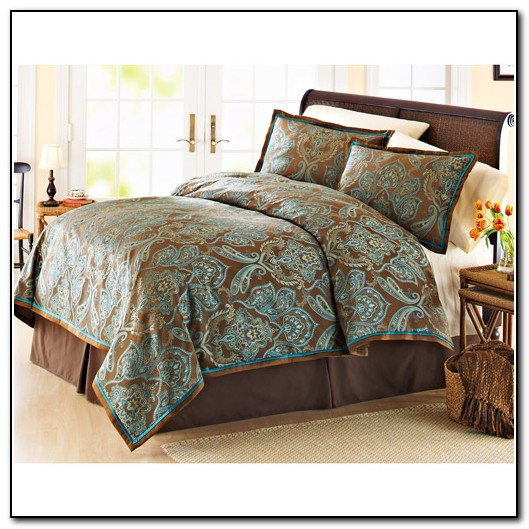 Teal Bedding Sets King