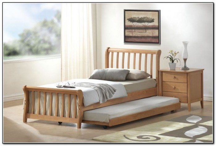 Trundle Bed Mattress Included