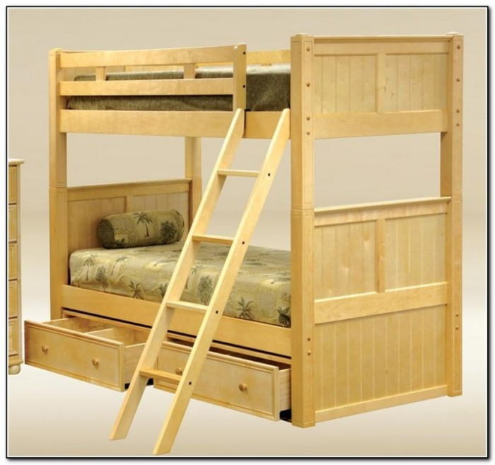 Twin Bunk Bed Mattress Dimensions