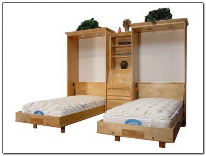Twin Murphy Bed Kit