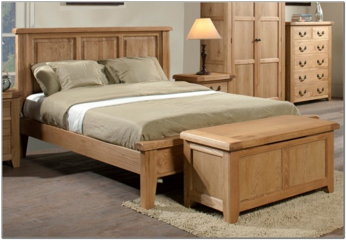 Wooden Bed Frame Singapore