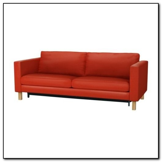 Ikea Sleeper Sofa Leather