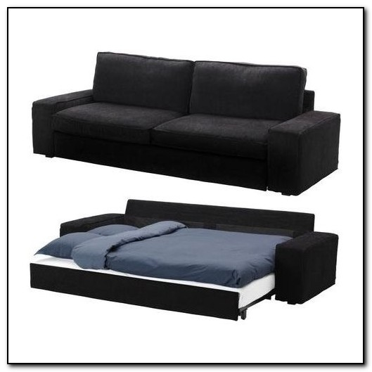 ikea sleeper sofa with chaise sofa home design ideas. Black Bedroom Furniture Sets. Home Design Ideas