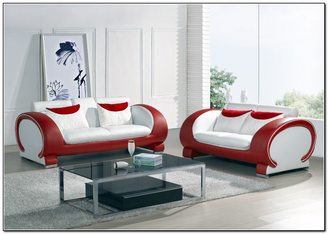 Red leather sofa decorating ideas sofa home design for Decorating with red leather furniture