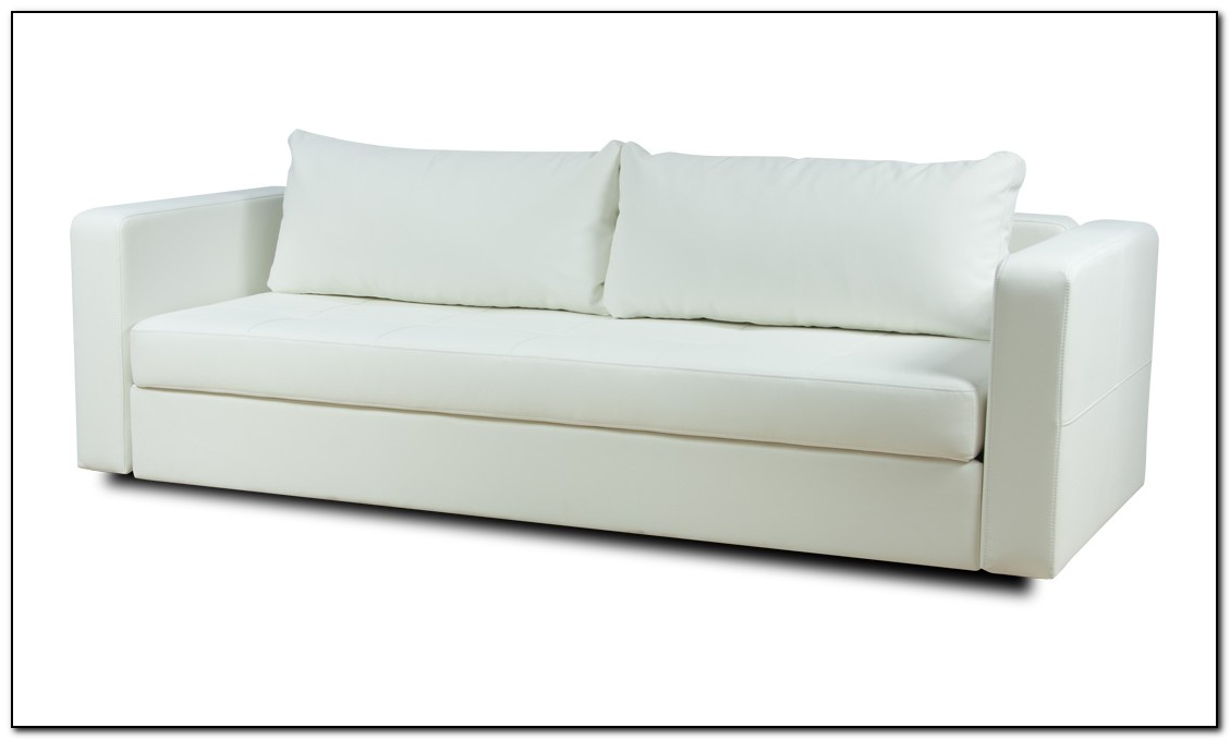 White Leather Sleeper Sofa Sofa Home Design Ideas Llq0eqkpkd13781