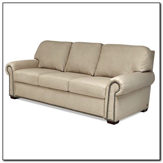 American Leather Sleeper Sofa Tempurpedic