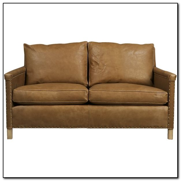 Apartment size sofa sleepers sofa home design ideas for Apartment size leather sofa
