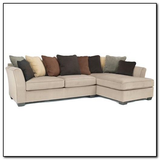 Ashley furniture red sectional sofa sofa home design for Ashley san marco chaise