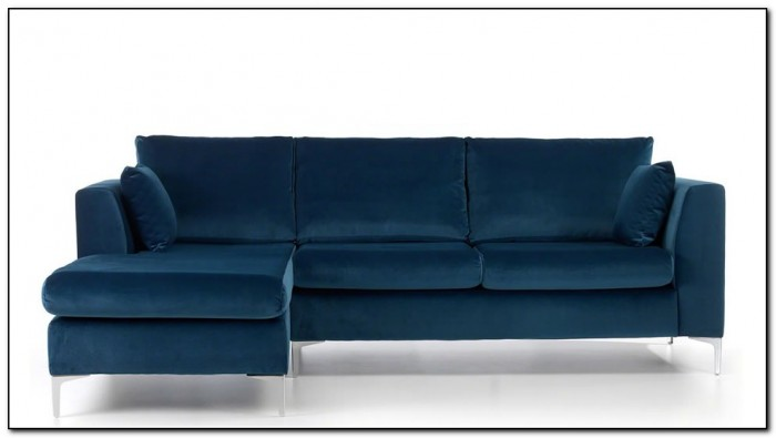 Blue Velvet Sofa Uk