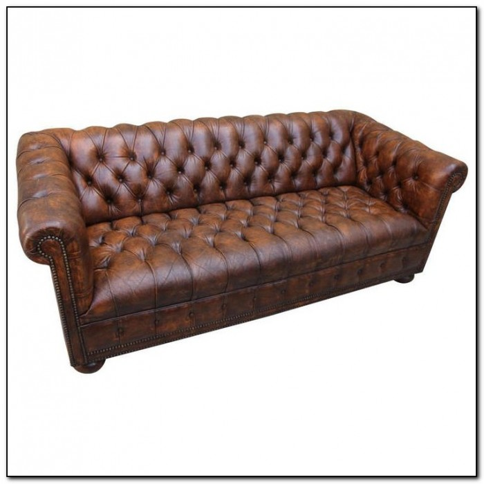 Chesterfield Leather Sofa Craigslist
