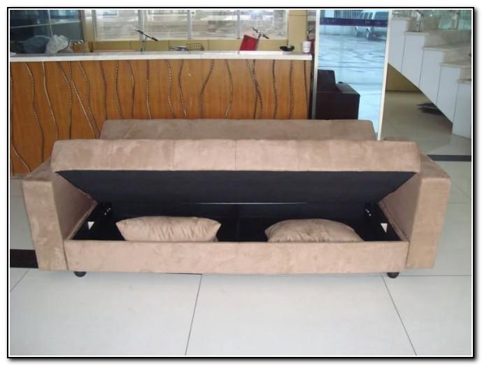 Click Clack Sofa With Storage