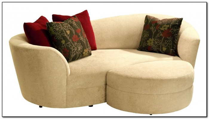 Two piece curved sectional sofa sofa home design ideas for Two piece curved sectional sofa