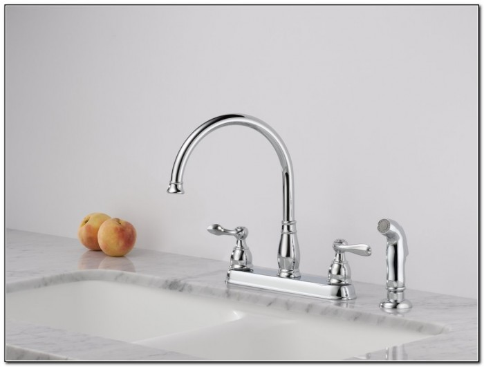 Delta Kitchen Faucets Home Depot