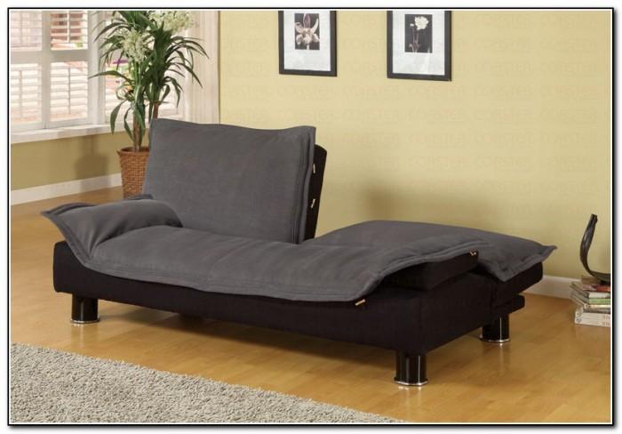 Grey Click Clack Sofa Bed