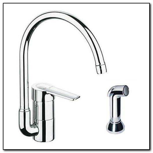 Grohe Kitchen Faucets With Spray