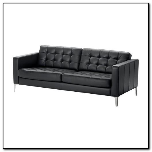 Ikea Karlstad Sofa Leather
