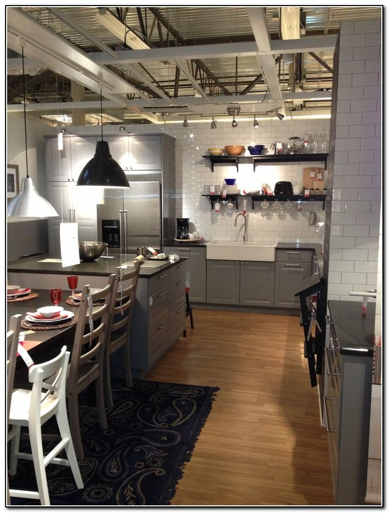 Ikea Kitchen Cabinets Gray