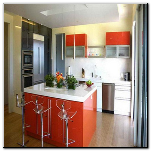 Best Kitchen Colors With Maple Cabinets: Paint Colors For Kitchen With Maple Cabinets