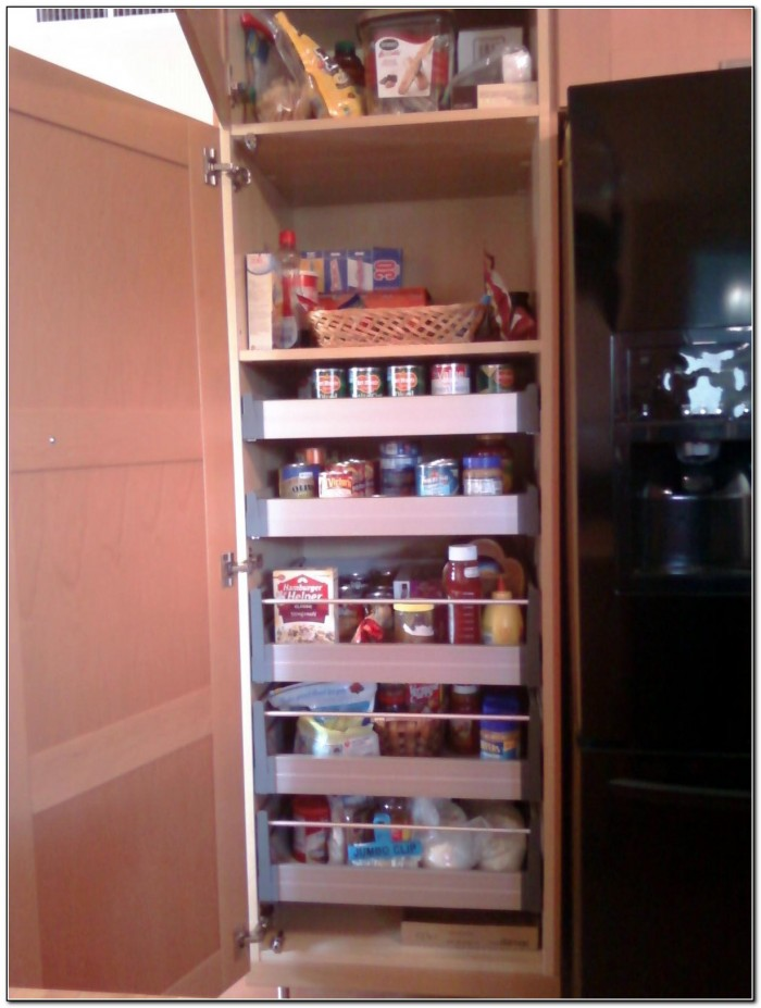 Kitchen Pantry Cabinet Ideas