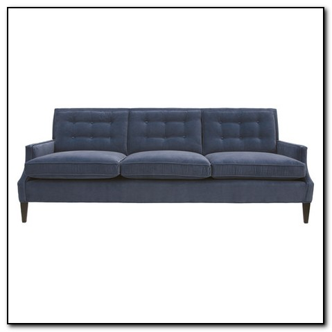 Mitchell Gold Sofa Construction