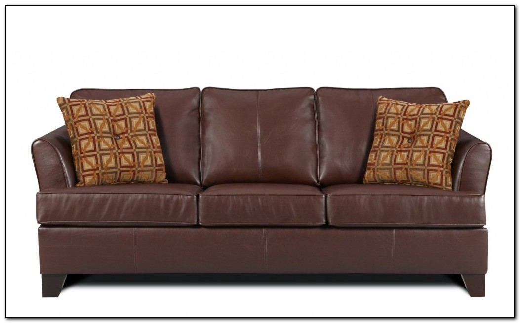 Modern Leather Sofa With Pillows Download Page ? Home Design Ideas Galleries Home Design Ideas ...