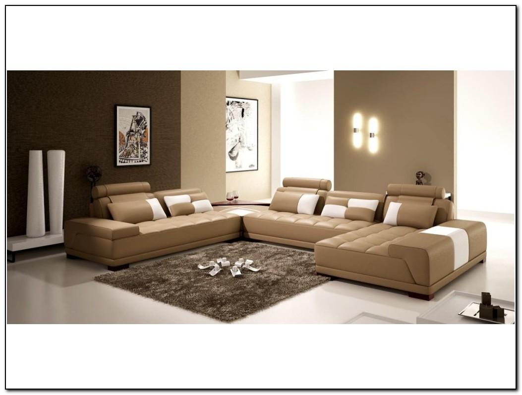 Modern U Shaped Sectional Sofas Sofa Home Design Ideas