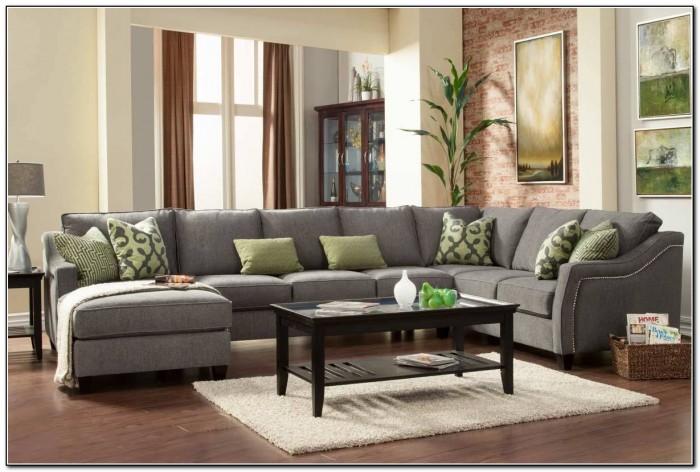 Nicole Custom Sectional Sofa