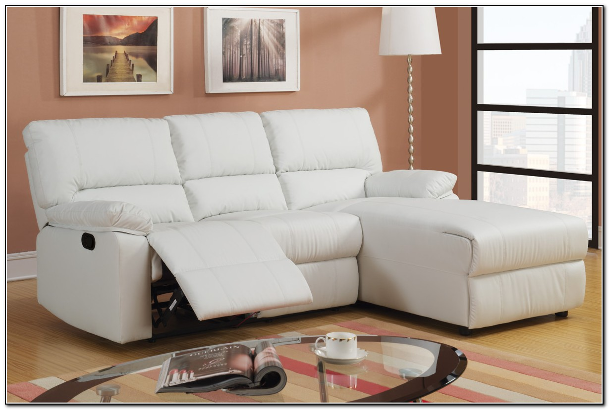 Reclining leather sofa with chaise download page home for At home designs sedona leather chaise recliner