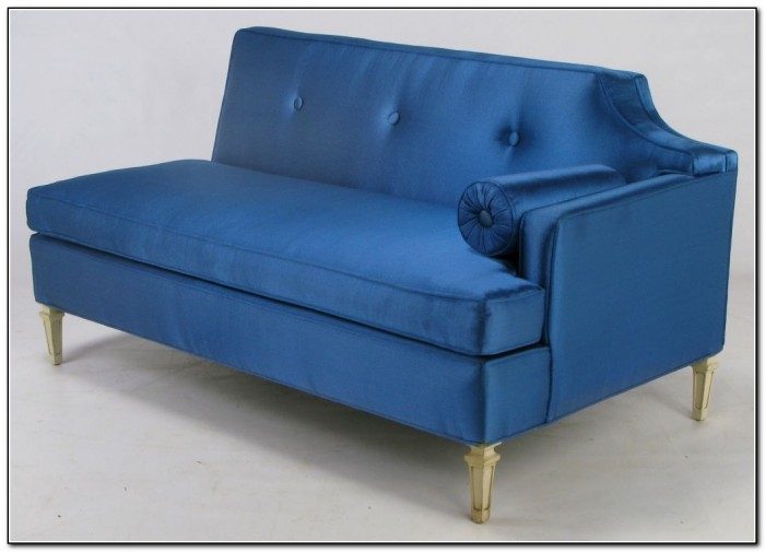 Royal Blue Sectional Sofa