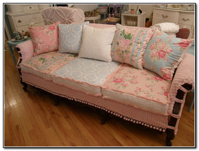 Shabby Chic Sofa Ideas