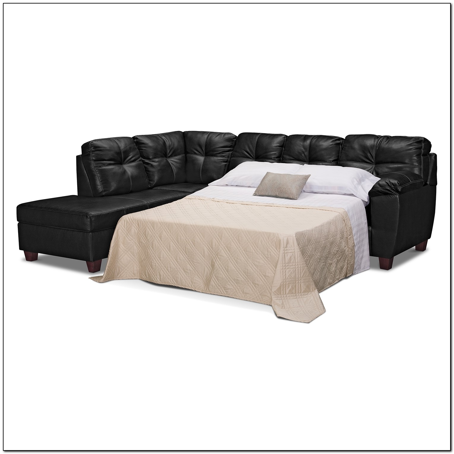 Sleeper Sofa Sectional With Chaise