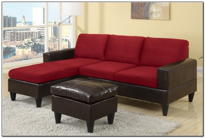 Small blue sectional sofa sofa home design ideas for Small blue sofa