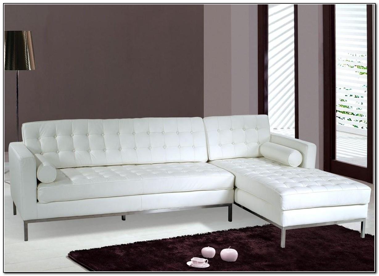 White Sectional Sofa Decorating Ideas