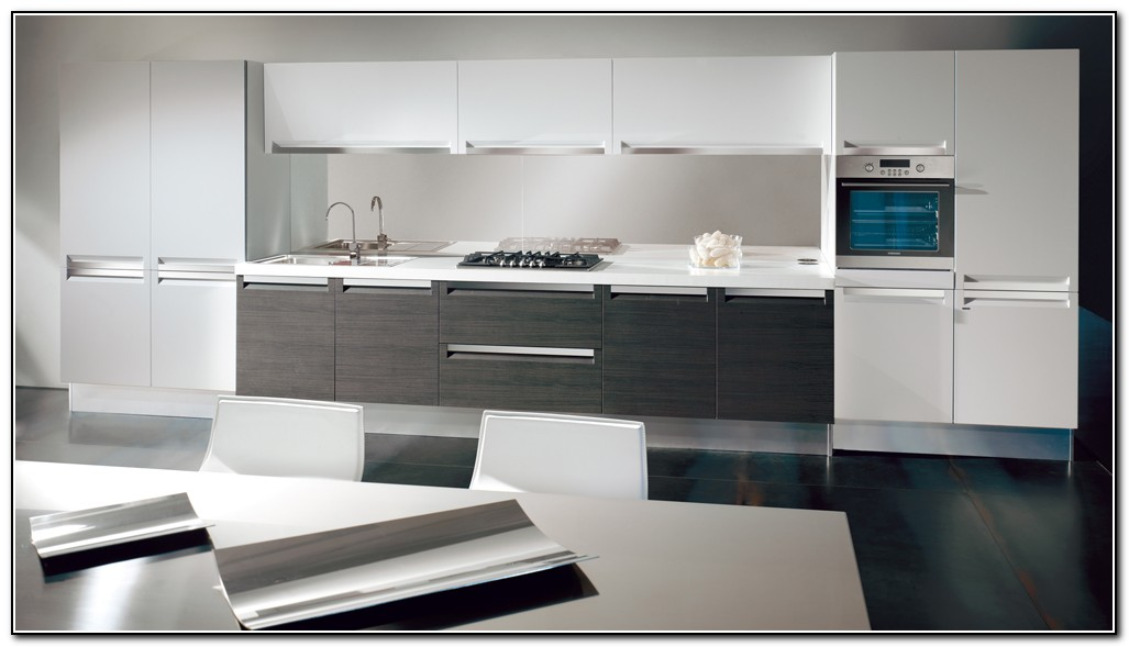 Black And White Kitchen Cabinets Download Page – Home