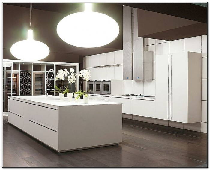 Contemporary Kitchen Cabinets Designs
