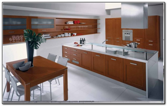Contemporary kitchen cabinets houston kitchen home for Kitchen cabinets seattle