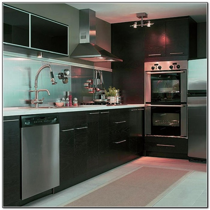 Geneva Metal Kitchen Cabinets