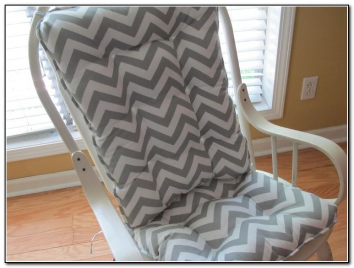 Grey Kitchen Chair Cushions