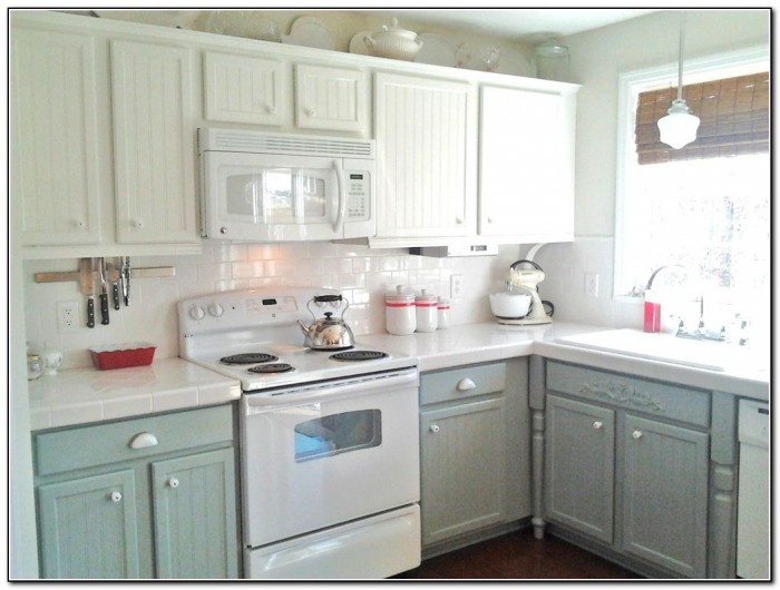 Kitchen Cabinet Colors Paint