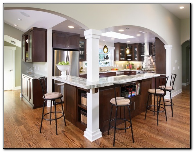 Kitchen Island Designs With Pillars Download Page Home Design Ideas Galleries Home Design