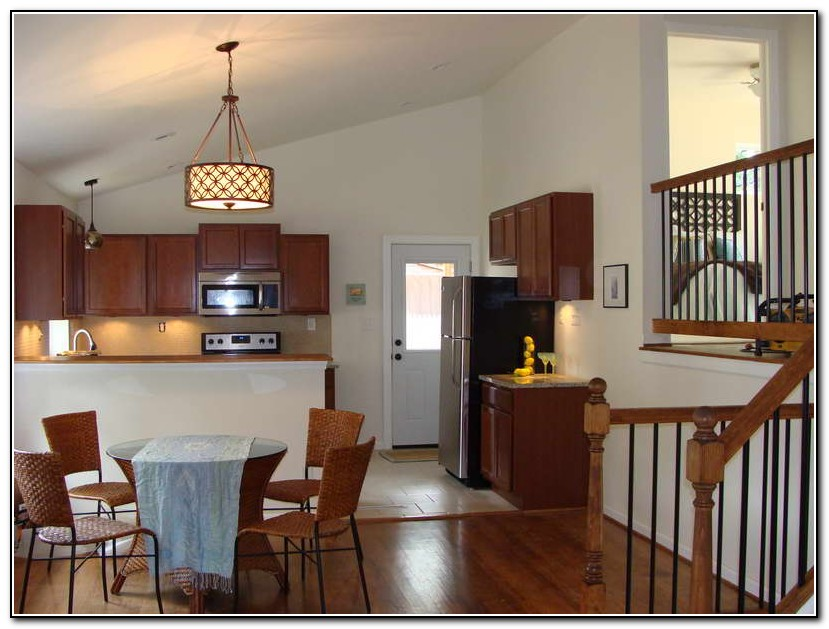 Kitchen Lighting Ideas For Cathedral Ceilings
