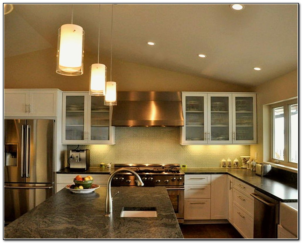 Kitchen Pendant Lighting Height
