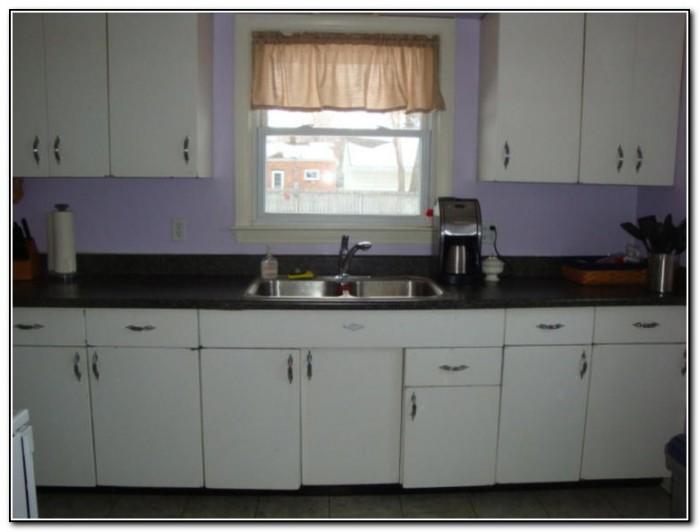 Metal Kitchen Cabinets Makeover Kitchen Home Design Ideas Kypz8r8doq17168