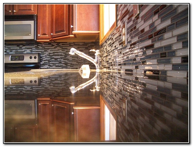 Modern Kitchen Backsplash Tiles