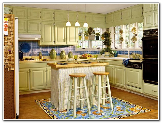 Paint Colors For Kitchen Cabinets