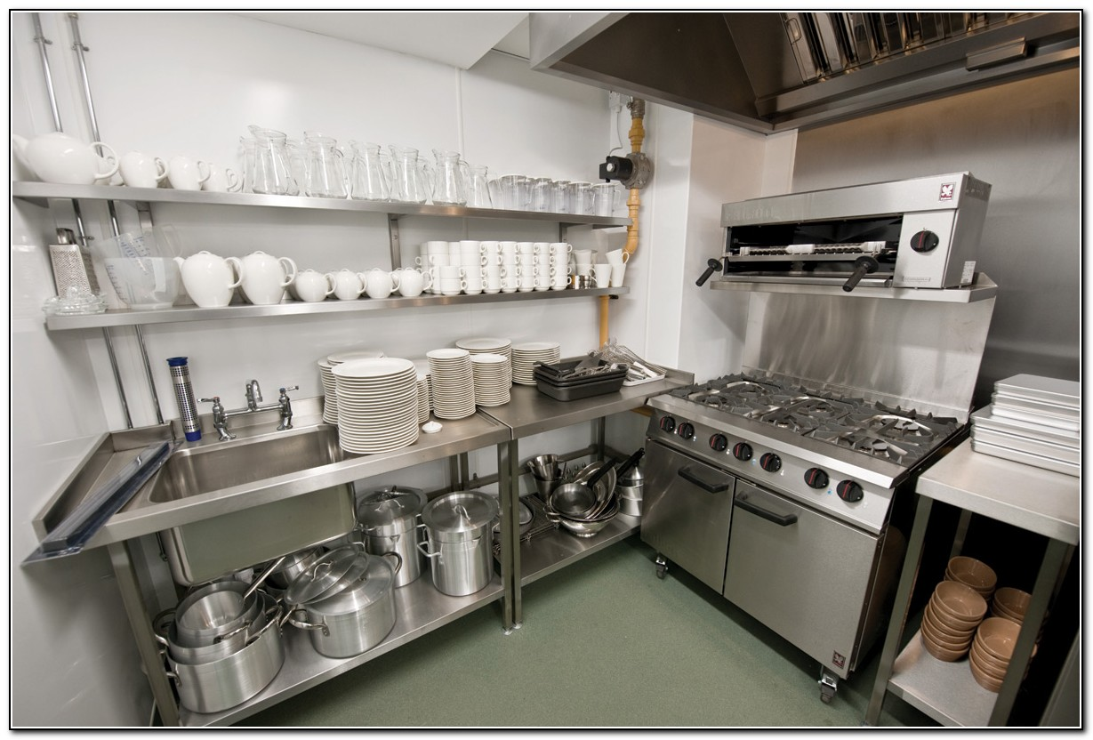 Small Commercial Kitchen Equipment Kitchen Home Design