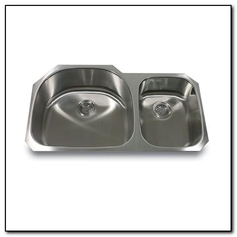 Undermount Kitchen Sinks 60 40