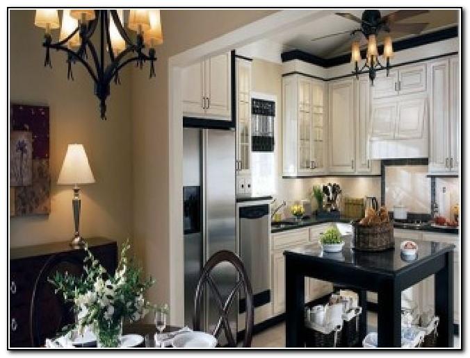 Thomasville Kitchen Cabinets In Cotton - Kitchen : Home ...
