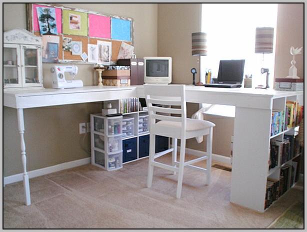 Corner Desk Ikea White